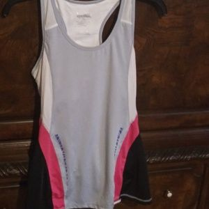 Kyodan Racerback Athletic Yoga tailored tank PS
